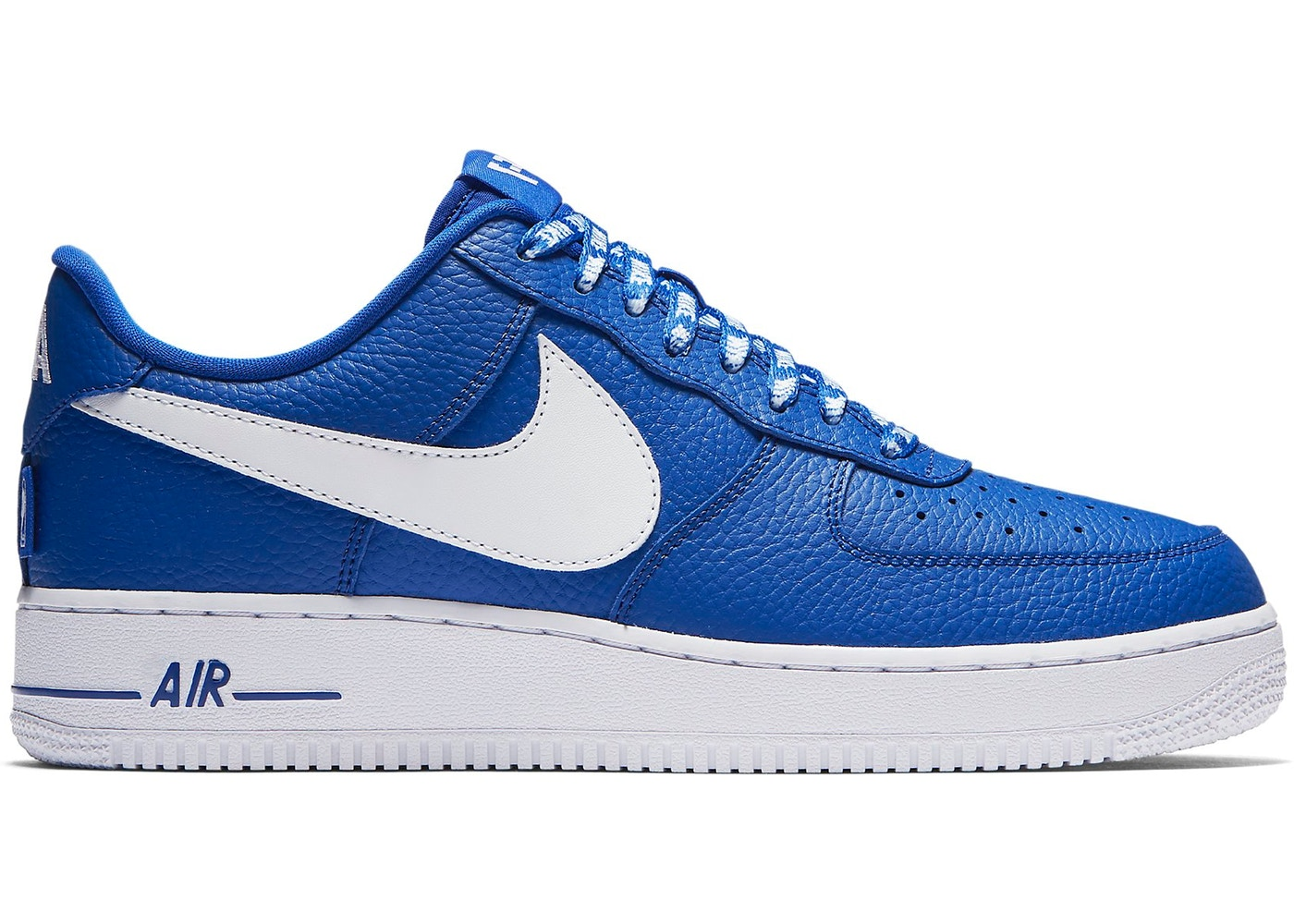 air force 1 blu e rosse