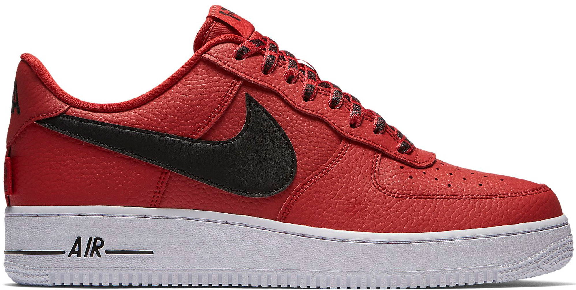 Air Force 1 Low NBA University Red