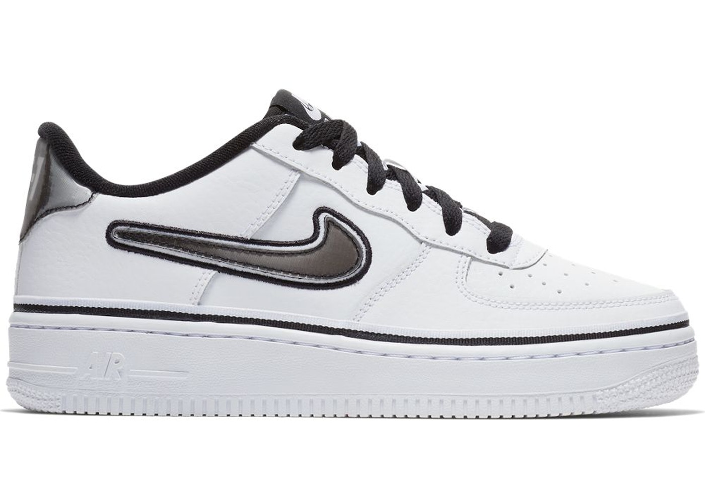 super popular 6c47f 4e8bb Sell. or Ask. Size --. View All Bids. Air Force 1 Low NBA White Black ...
