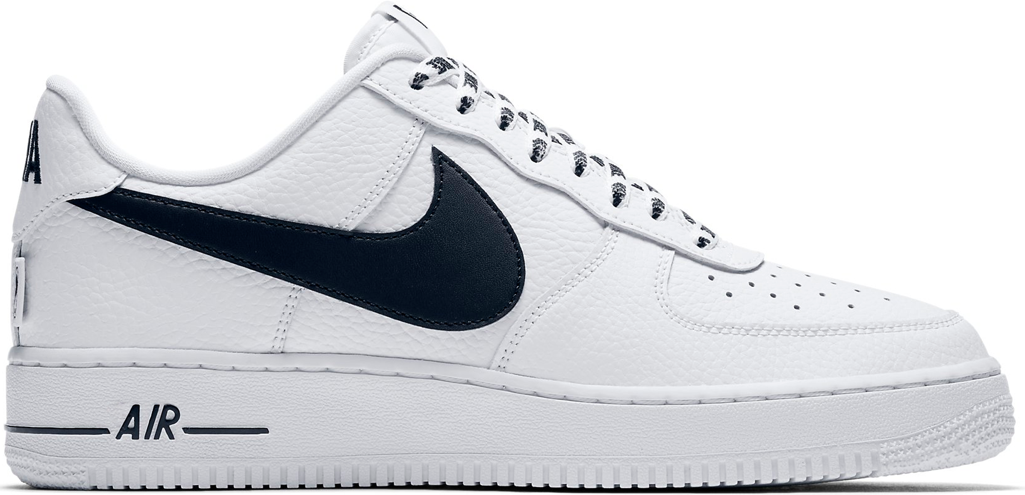 Nike Air Force 1 Blanc Noir