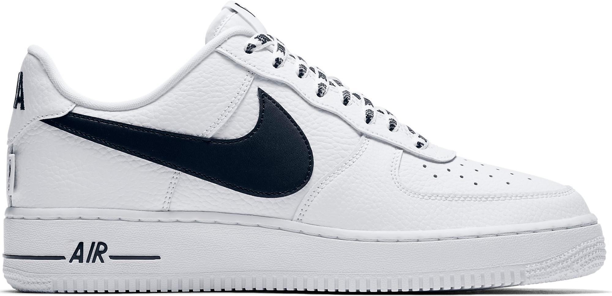 Air Force 1 Low NBA White Black