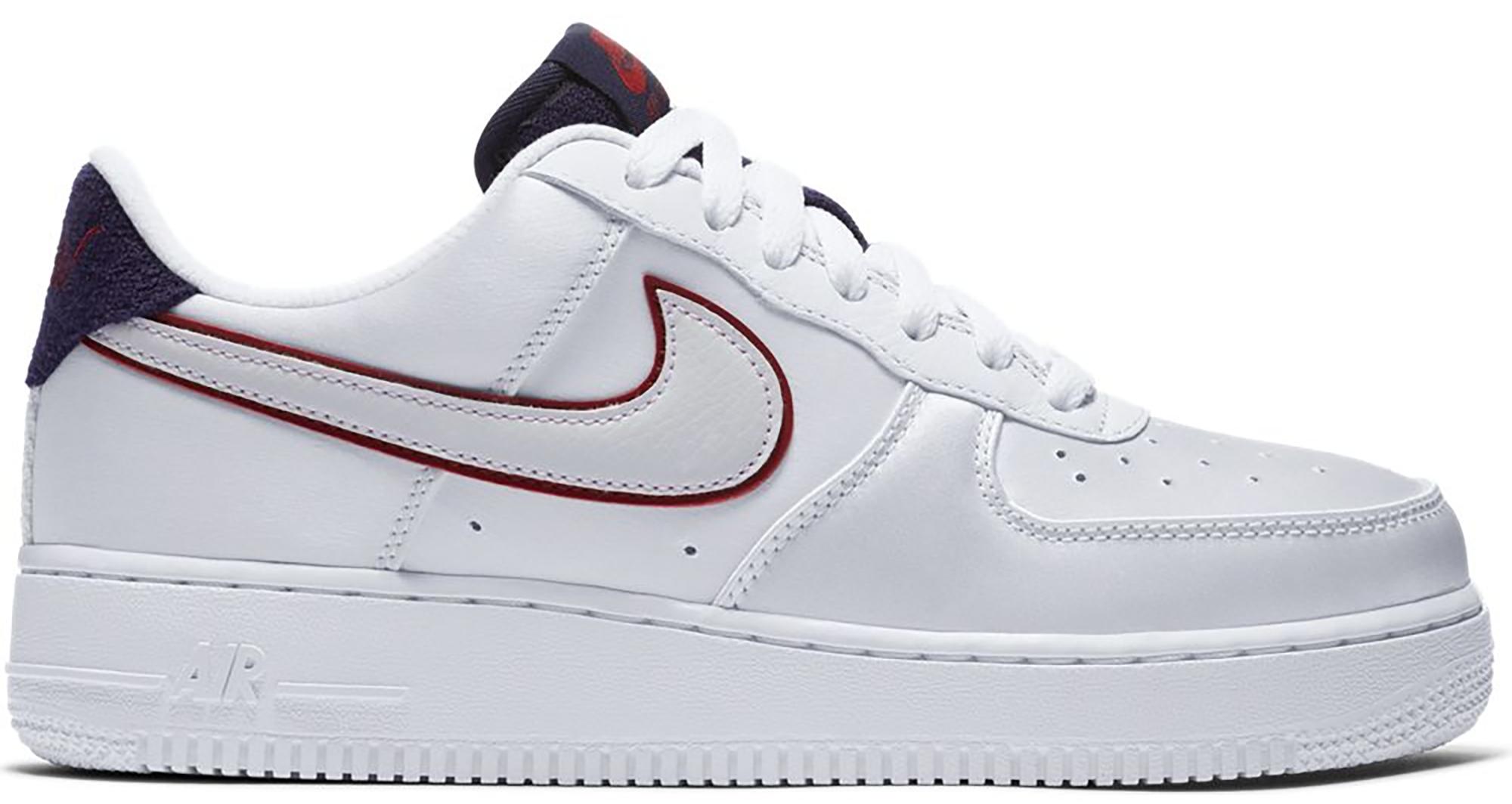 Nike Air Force 1 Low NSW White Satin (W