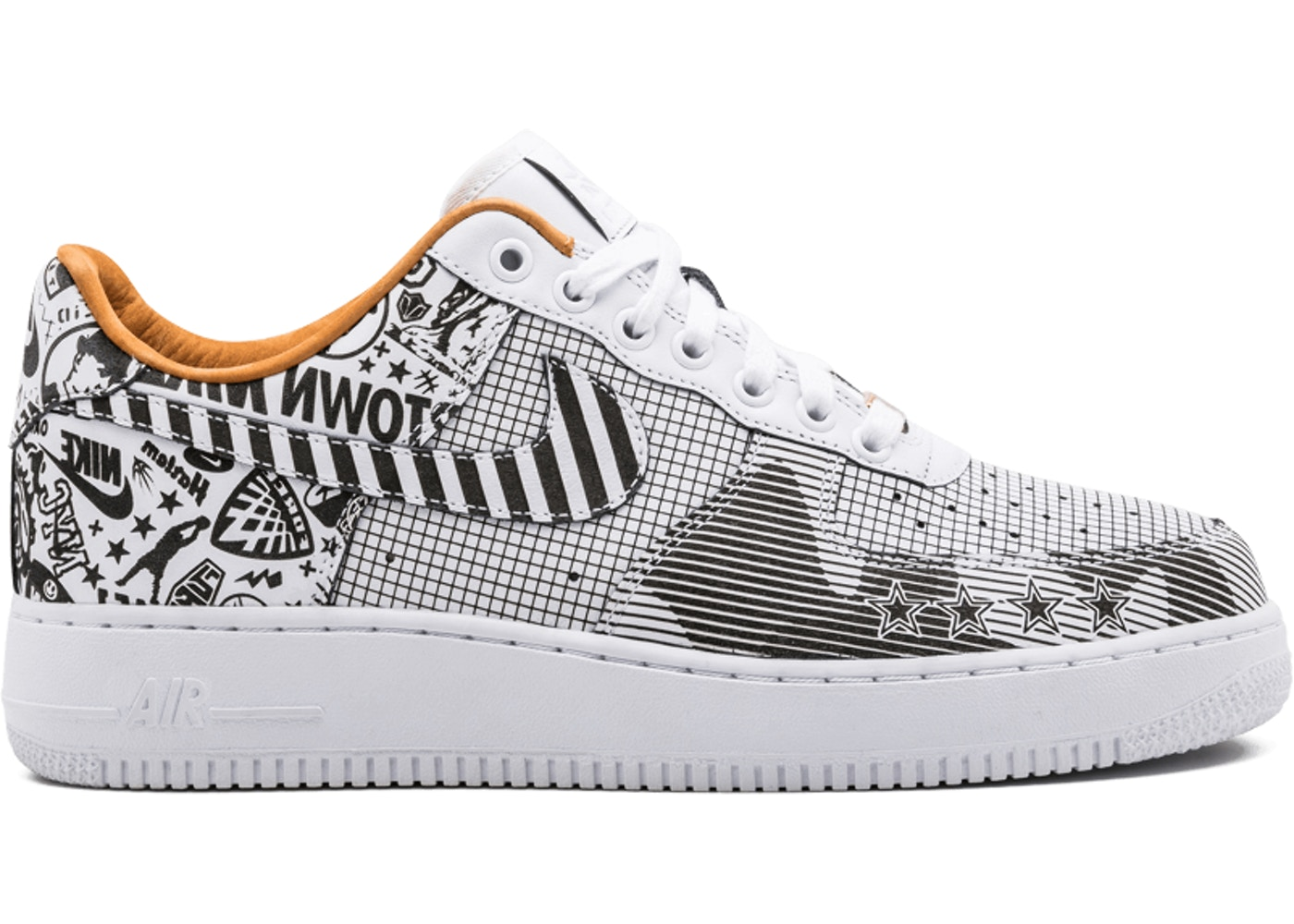 premium selection df64e dd0ff Air Force 1 Low NYC SOHO Exclusive Option 2