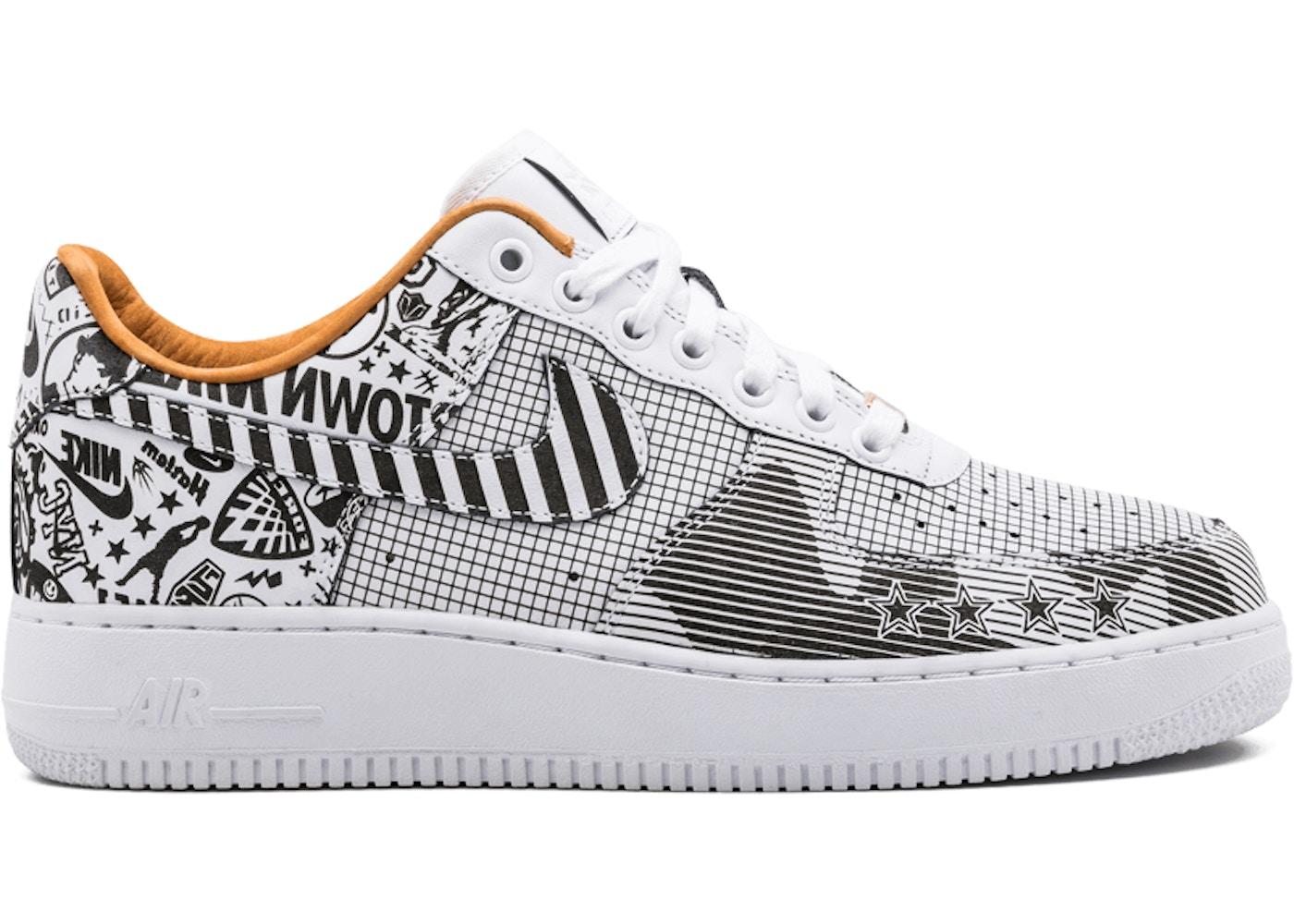 best website 7e2a6 d52a0 Nike Air Force Shoes - Last Sale