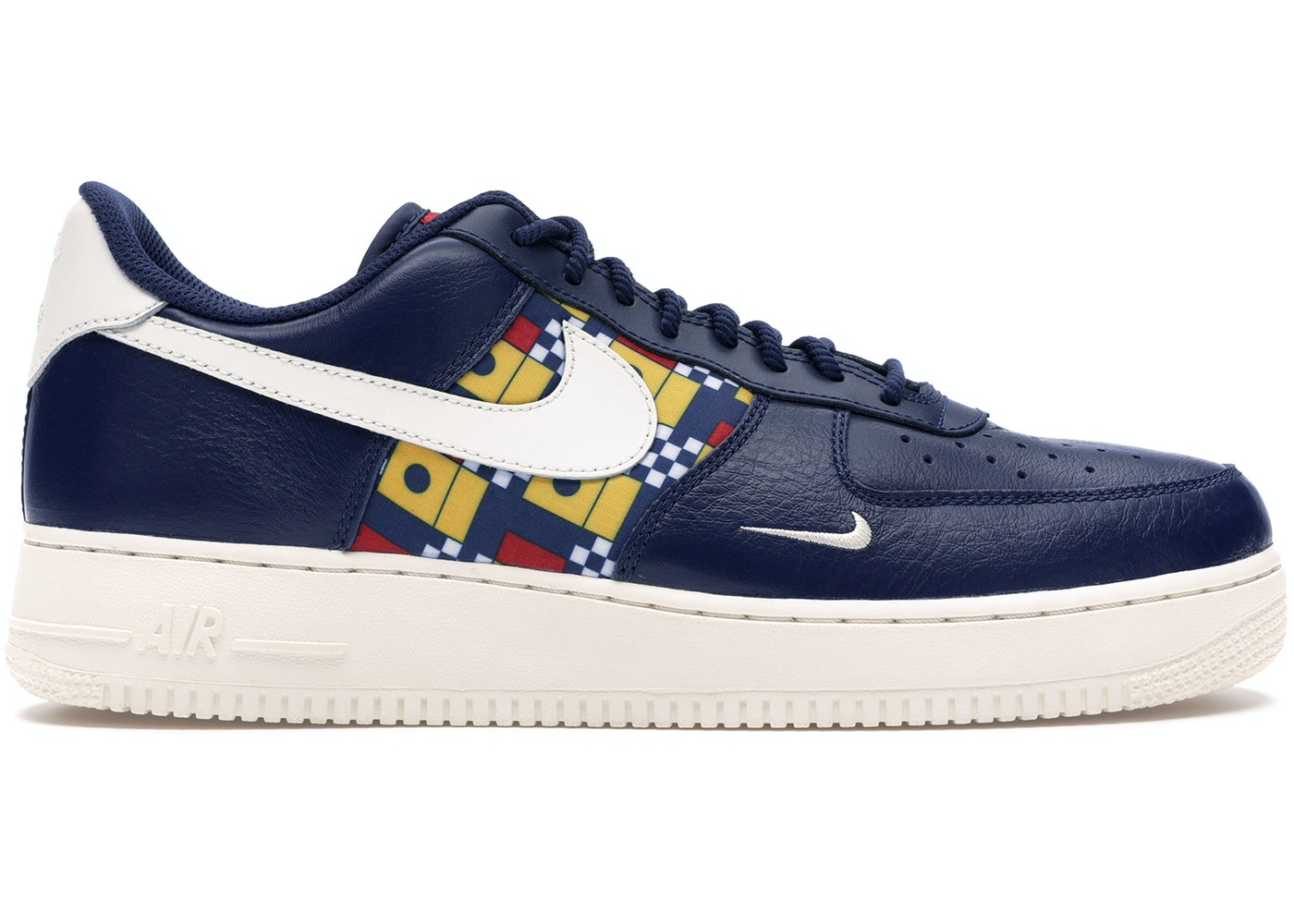 hot sale online cheap prices where to buy Nike Air Force 1 Low Nautical Redux - AR5394-400