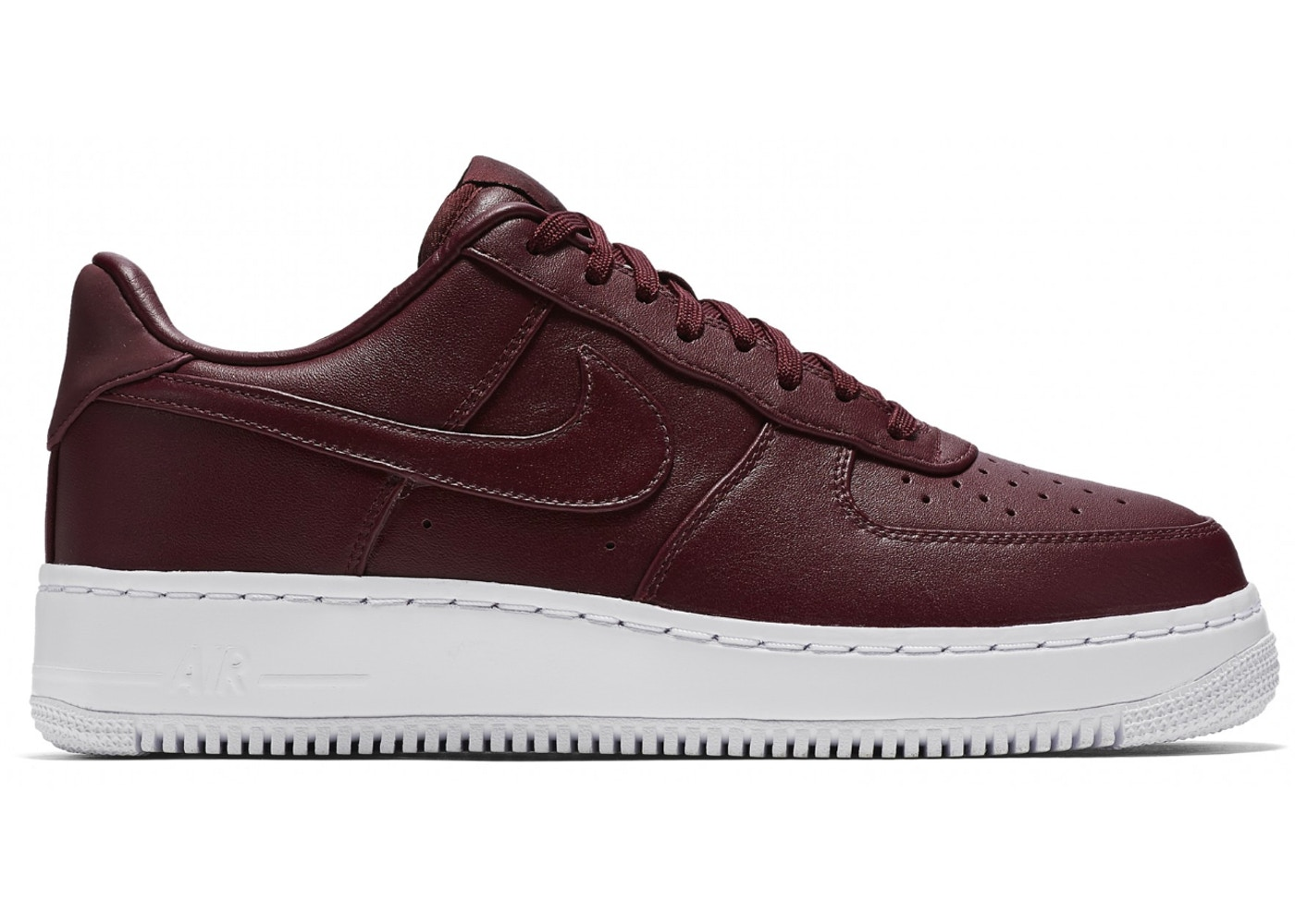 new arrival 448ba b5b16 Sell. or Ask. Size 8. View All Bids. Air Force 1 Low Night Maroon