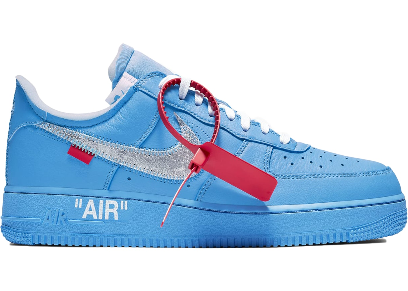 Air Force 1 Low Off White MCA University Blue . BuySell on