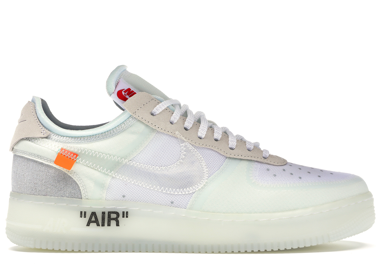 off white zapatillas nike air force