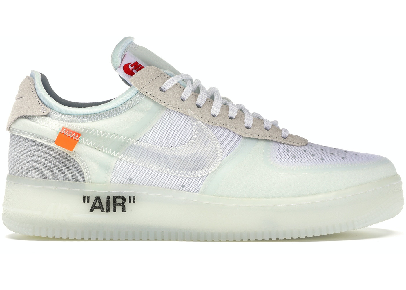 7c94afe2931b7 Air Force 1 Low Off-White - AO4606-100