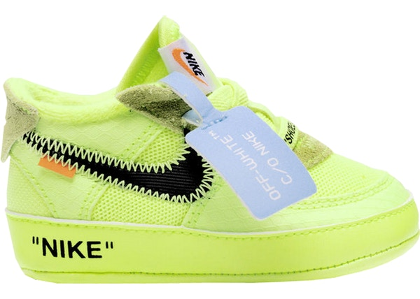 fcf6a9611274 Air Force 1 Low Off-White Volt (I)