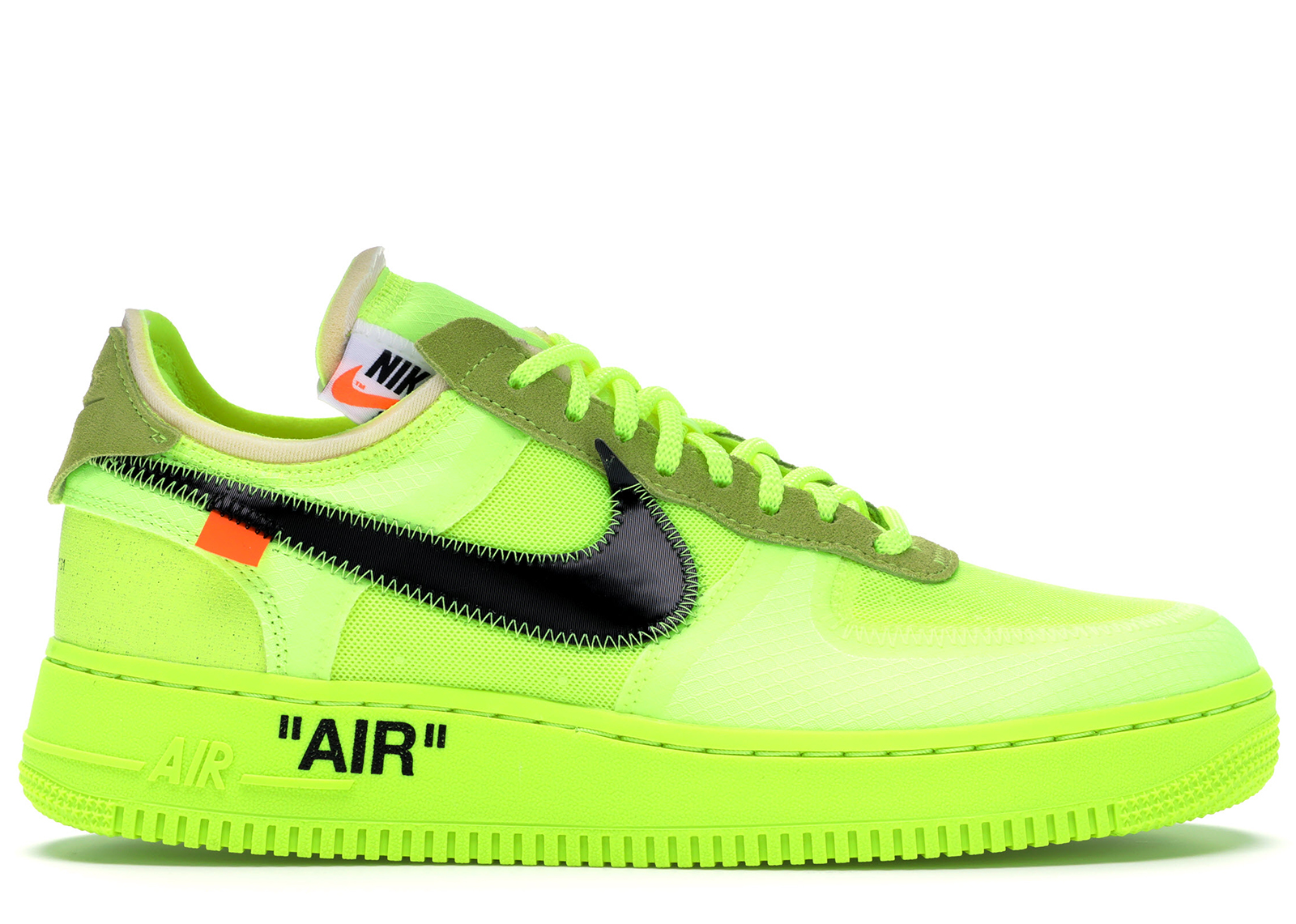 2scarpe nike air force 1 off white