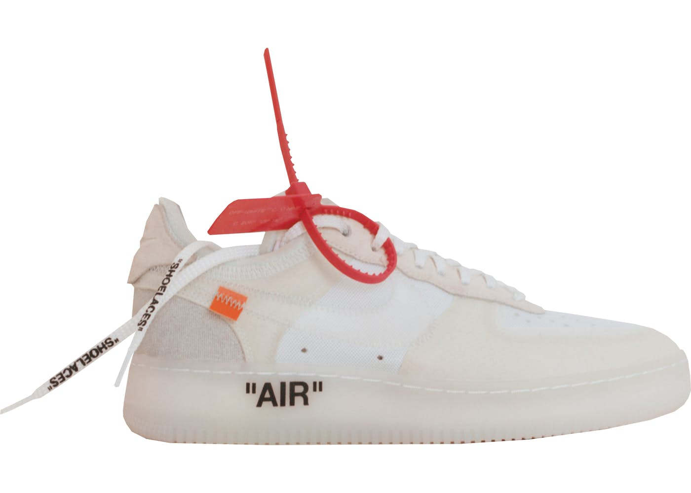 nike off white air