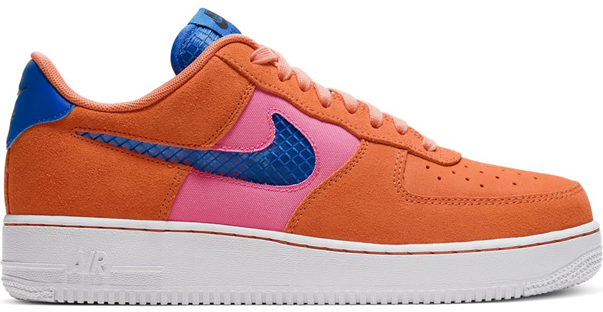 Nike Air Force 1 Low Orange Trance