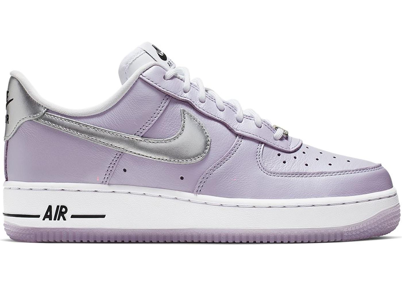 nike air force 1 purple