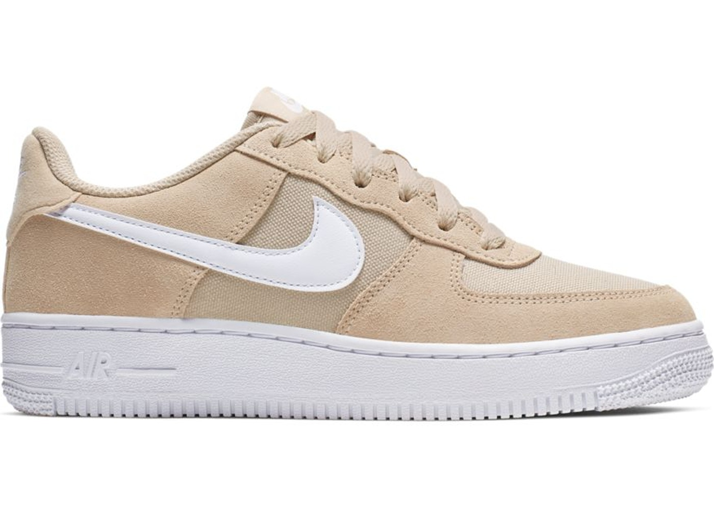 new concept 3f634 12242 Air Force 1 Low PE Desert Ore (GS)