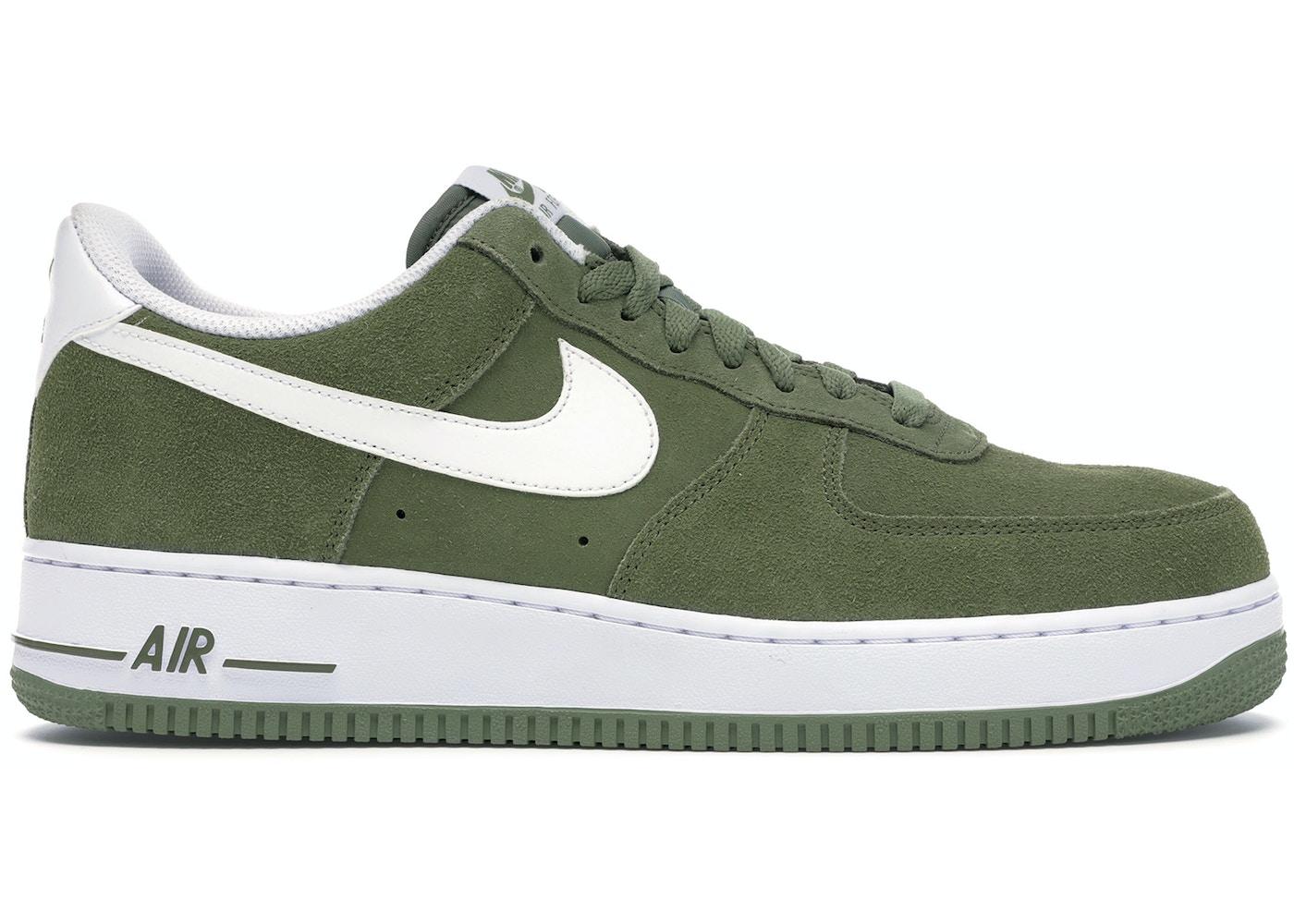 Flojamente cáncer Estudiante  Nike Air Force 1 Low Palm Green - 315122-306