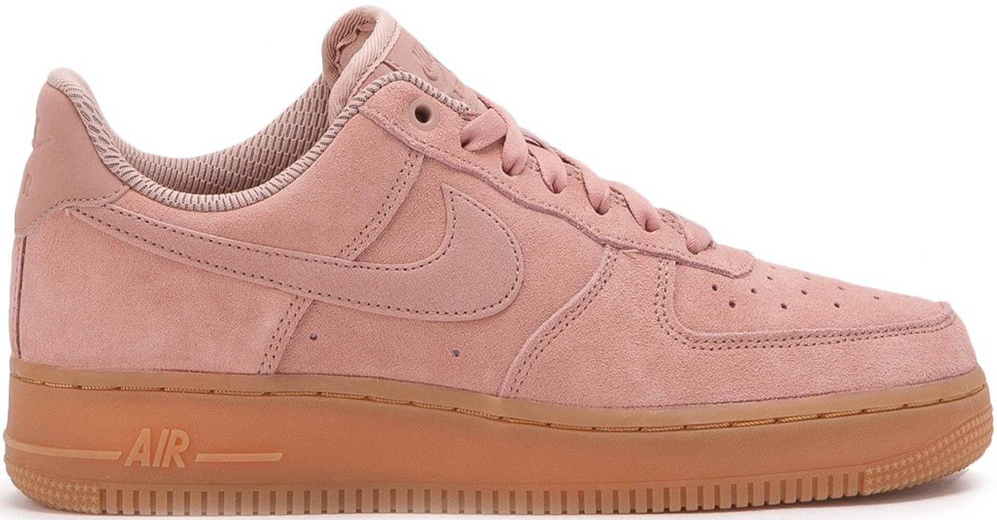 Air Force 1 Low Particle Pink Gum (W)