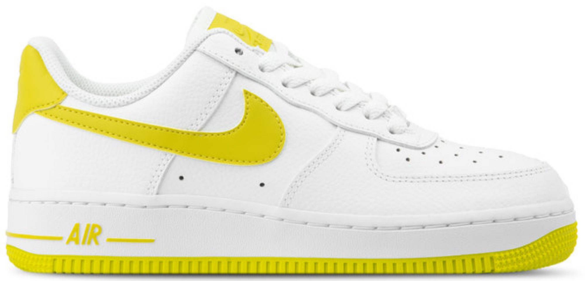 Nike Air Force 1 Low Patent White