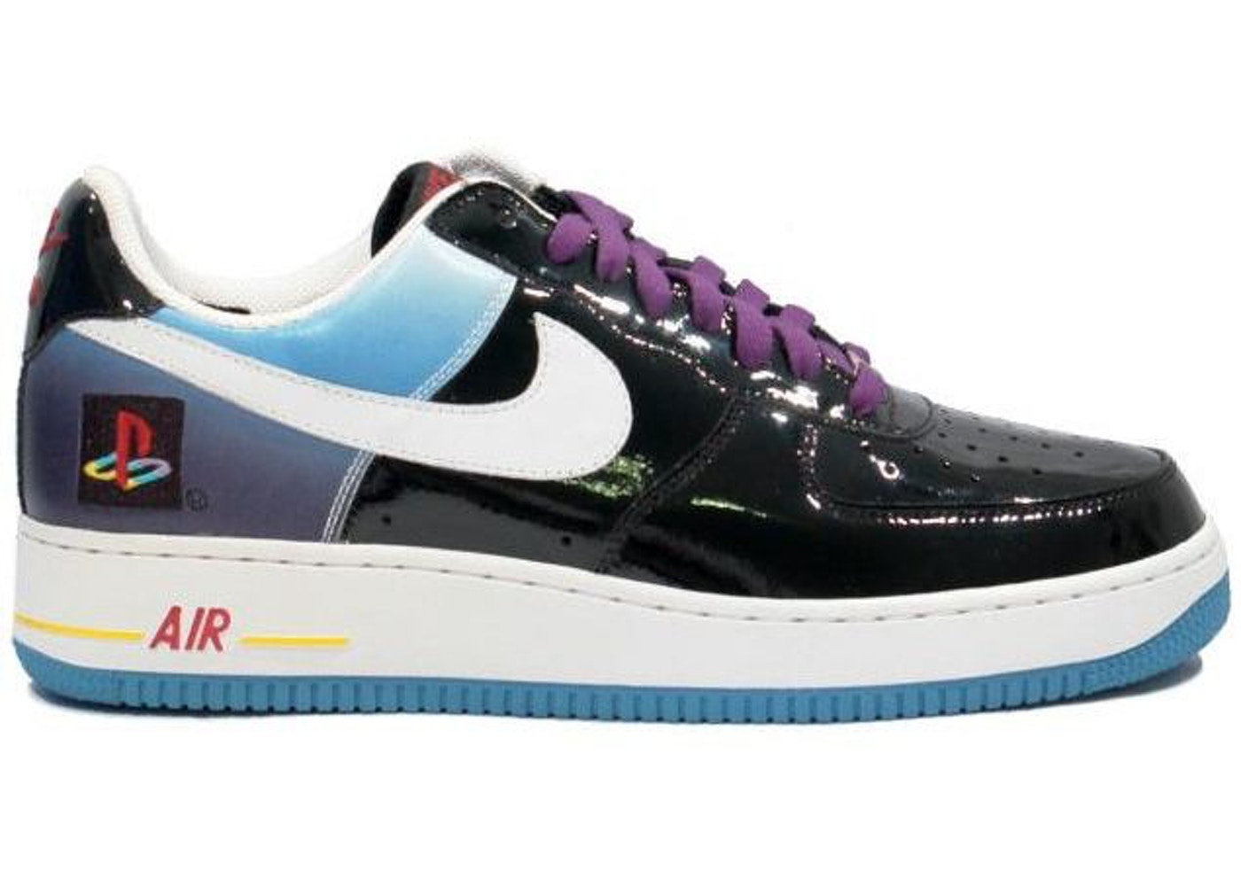 Sell. or Ask. Size  9.5. View All Bids. Air Force 1 Low Playstation c3289176d