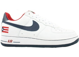 new products 1a086 abe76 Air Force 1 Low Puerto Rico 6th Edition - 306353-146