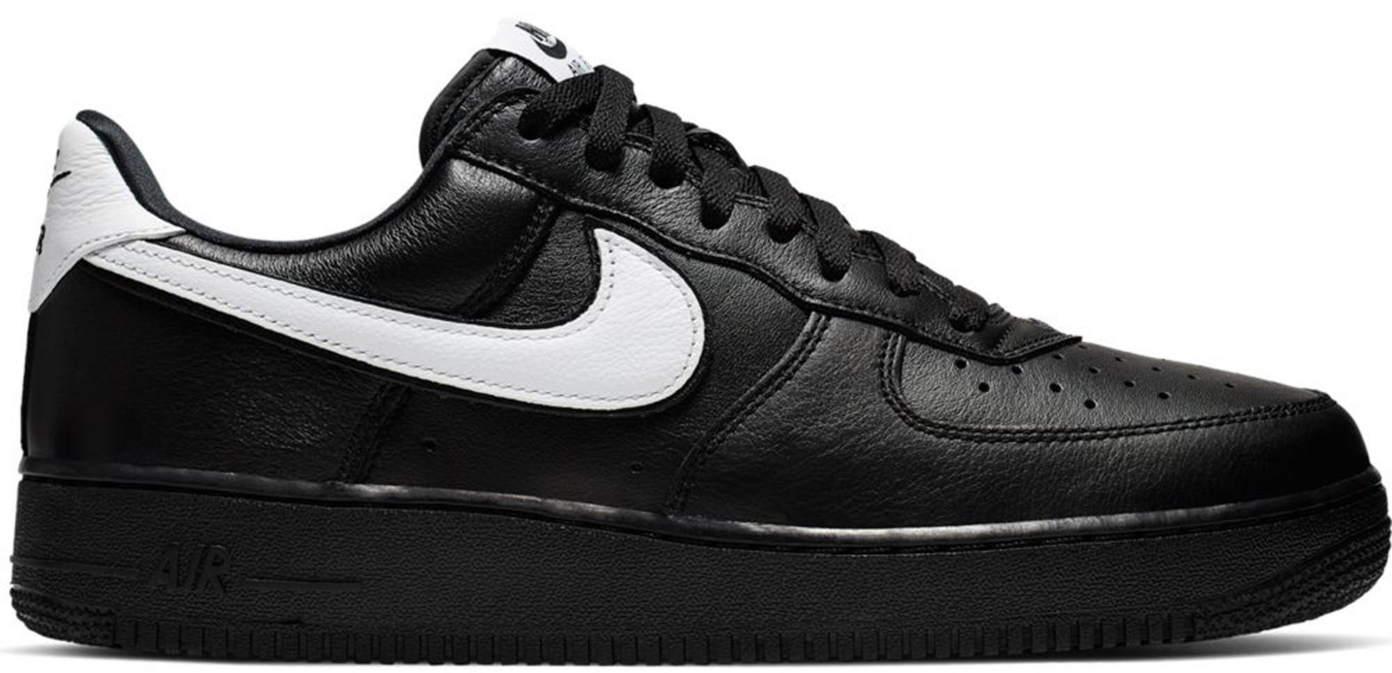Nike Air Force 1 Low QS Black White