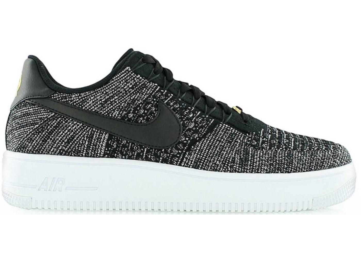 the best attitude fb87e bea22 Air Force 1 Low Flyknit Quai 54