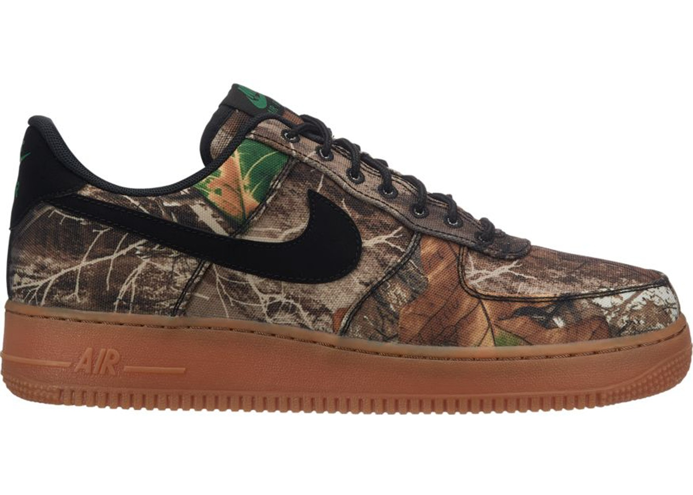air force 1 realtree