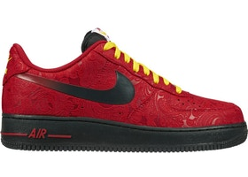 Nike Air Force 1 Low Red Paisley