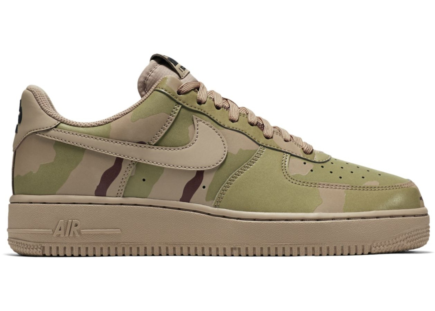 exclusive shoes buying new arrives Air Force 1 Low Reflective Desert Camo