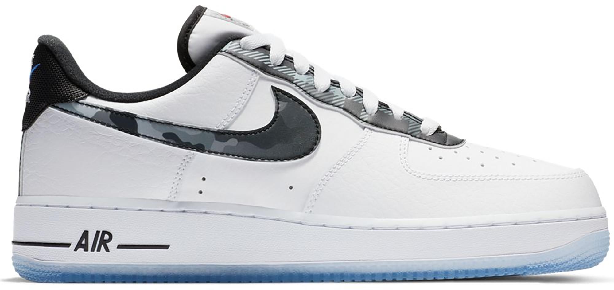 Nike Air Force 1 Low Remix White