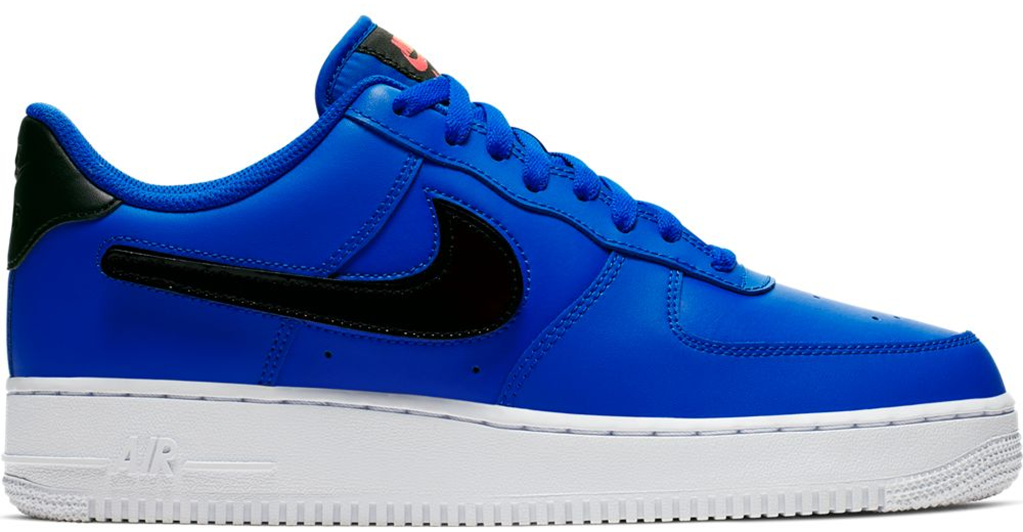air force 1 low removable swoosh