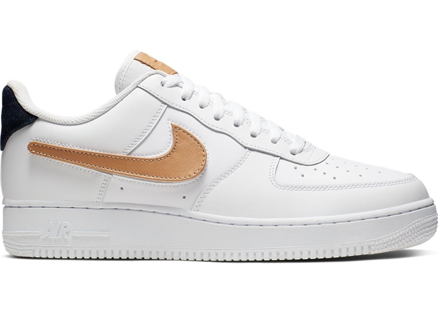 nike air force 1 togli carta