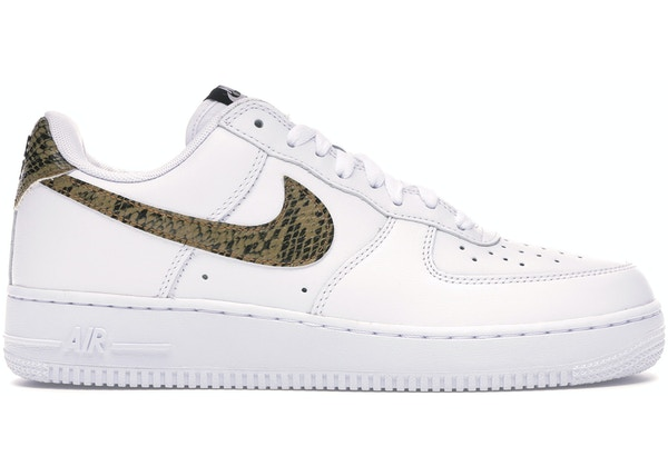 finest selection f72ac 234ac Air Force 1 Low Retro Ivory Snake