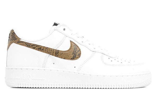 finest selection 50708 629f6 Air Force 1 Low Retro Ivory Snake
