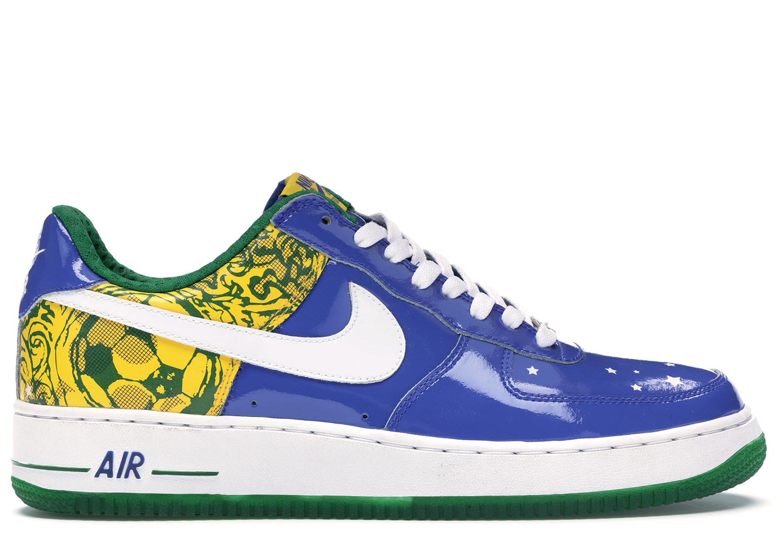 Nike Air Force 1 Low dorato