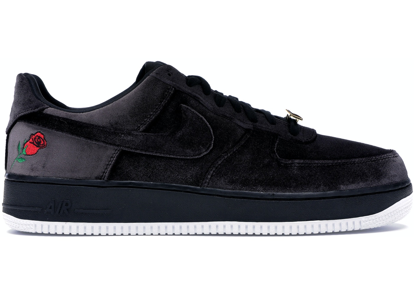 the latest 7a3fc 2f6c2 Air Force 1 Low Rose Velvet - AH8462-003