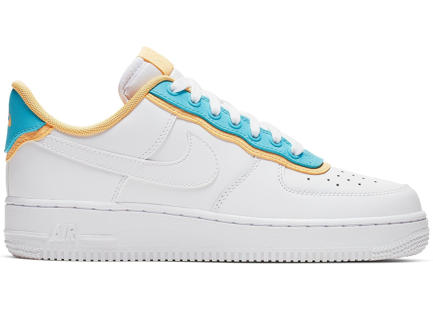 brand new 80282 5b066 Sell. or Ask. Size  9.5W. View All Bids. Air Force 1 Low SE White Light Blue  ...