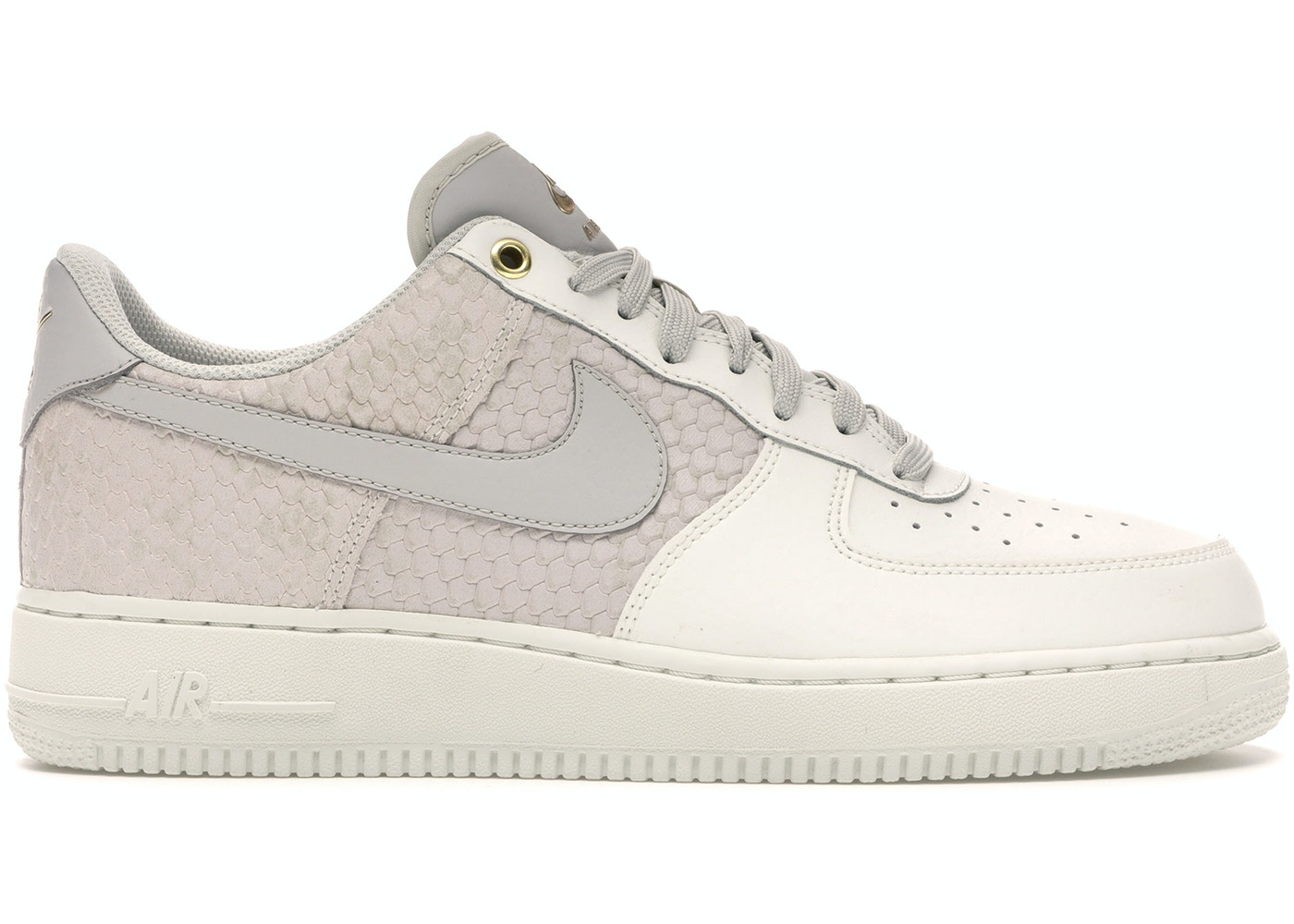 newest 898f7 2b38e Sell. or Ask. Size 8. View All Bids. Air Force 1 Low Sail Light Bone Metallic  Gold