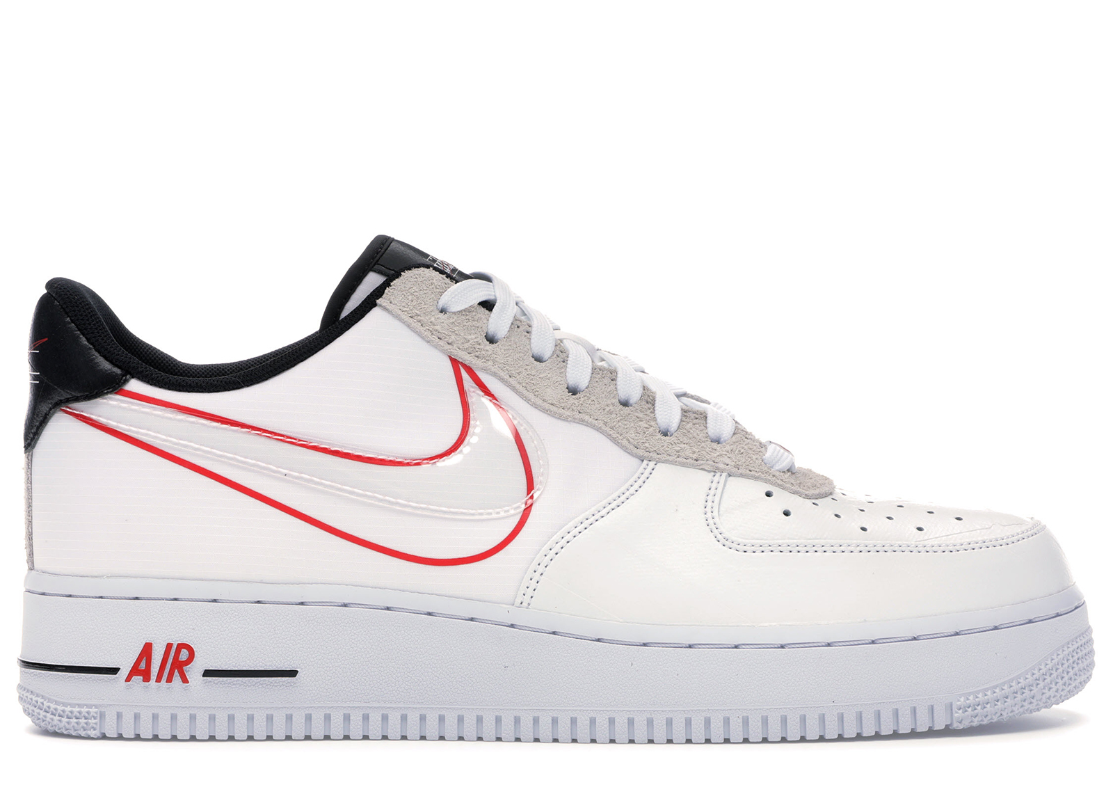 nike air force 1 script swoosh