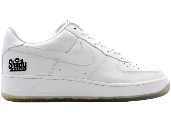 the best attitude a10c8 d91d8 Air Force 1 Low Shady Records White