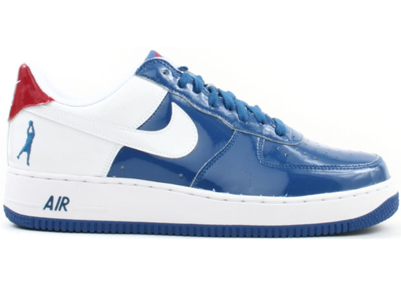 half off 4df38 43115 Air Force 1 Low Sheed Blue Jay - 306347-411