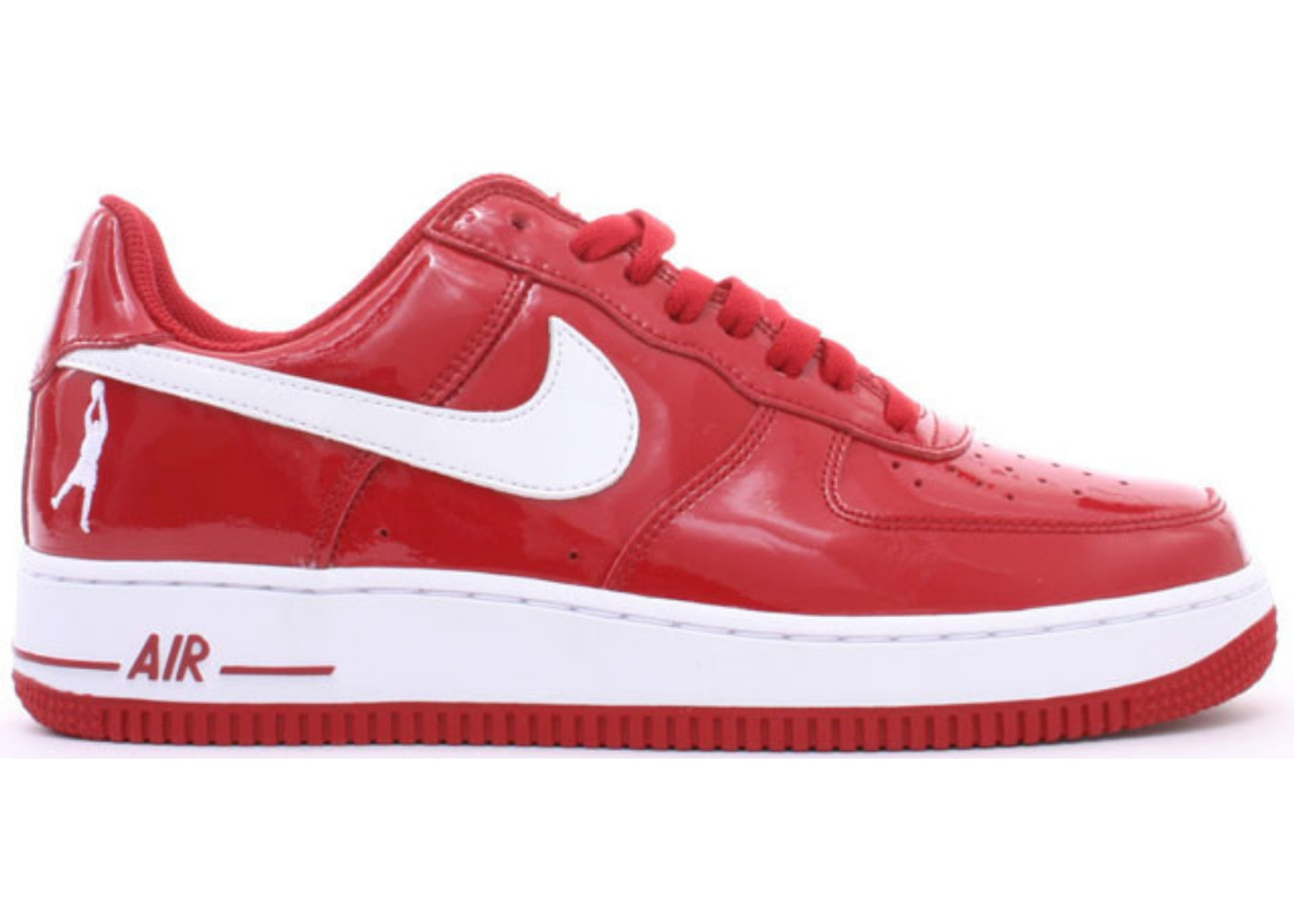 6a9e9fcf Air Force 1 Low Sheed Varsity Red - 306347-611