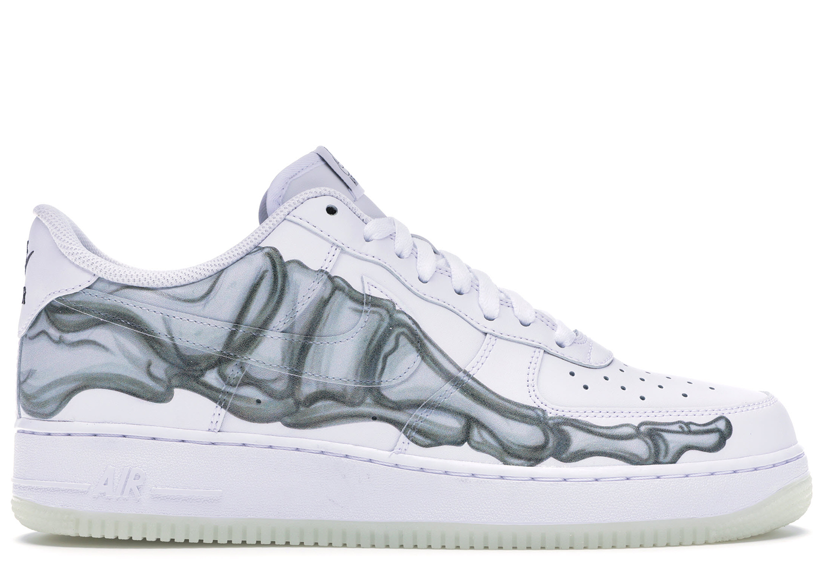 Nike Air Force 1 Low Skeleton Le Site de la Sneaker