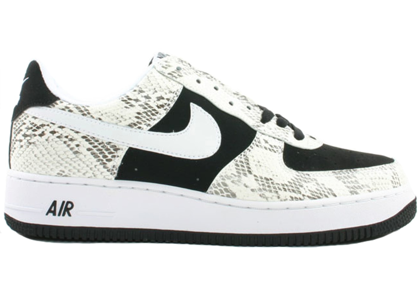 the best attitude 65797 f991d Air Force 1 Low Snakeskin Cocoa - 312945-011