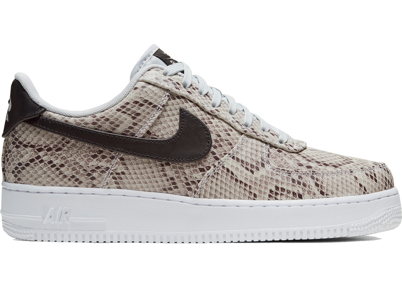 air force 1 snakeskin