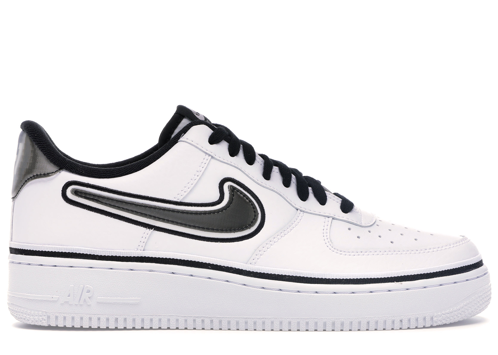 Air Force 1 Low Sport NBA White Black