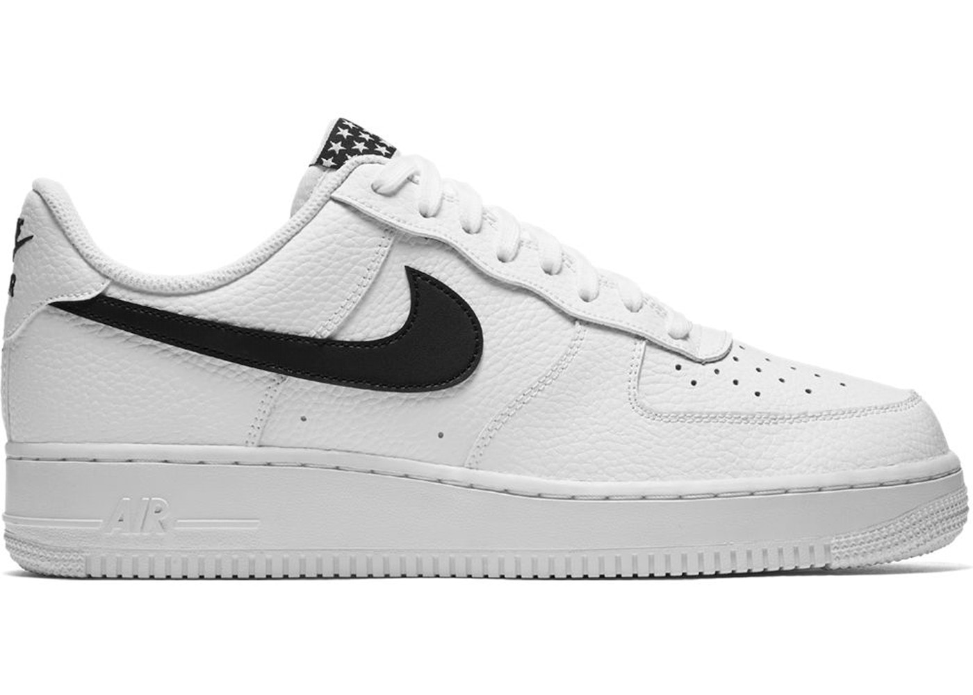 air force 1 stars
