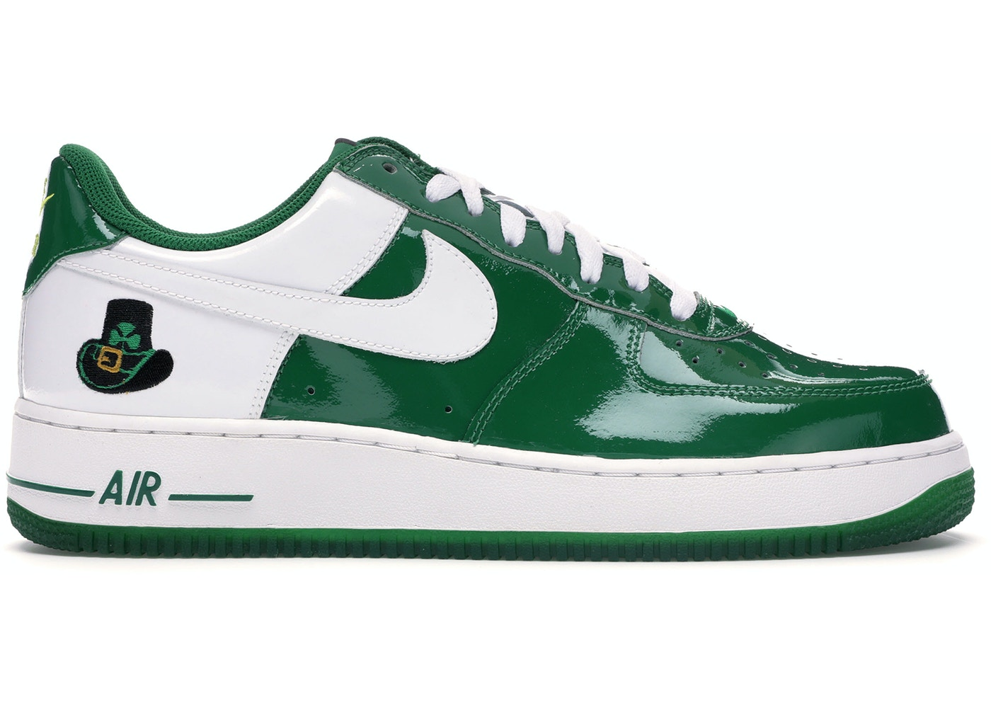 5d487cf297 Sell. or Ask. Size: 9.5. View All Bids. Air Force 1 Low St. Patrick's ...