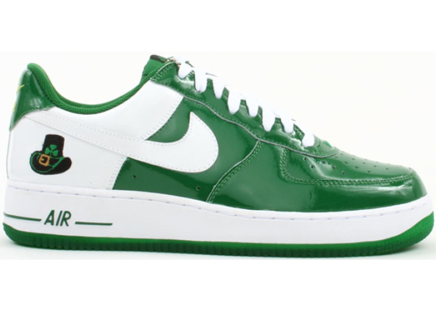 cheap for discount 12252 18b31 Air Force 1 Low St. Patricks Day (2006) - 312945-311