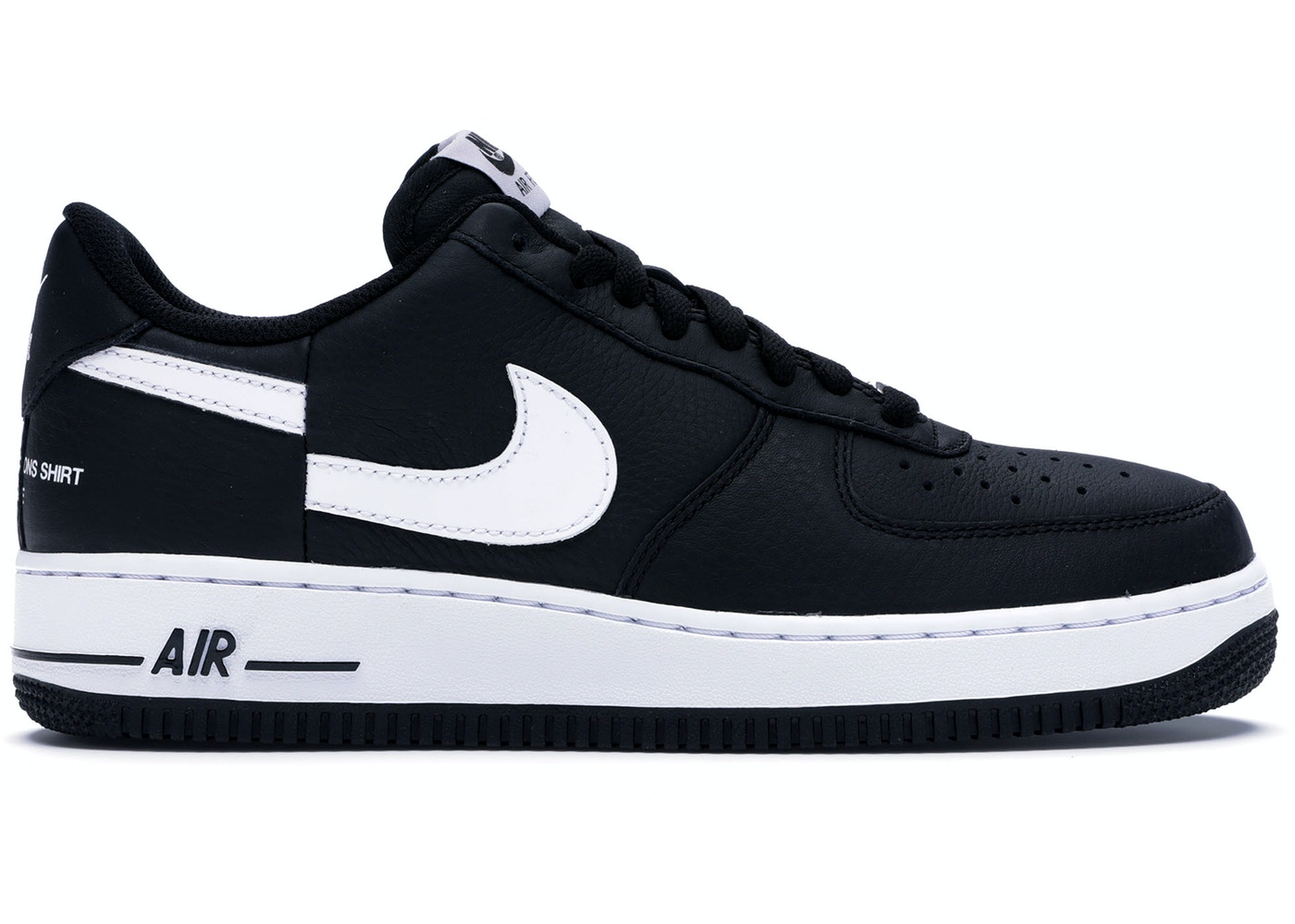 19bb9de1e688 Air Force 1 Low Supreme x Comme des Garcons (2018) - AR7623-001